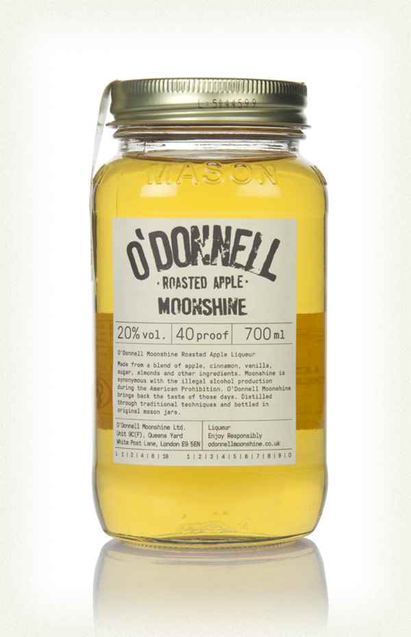 O'Donnell Apple Moonshine