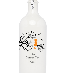 The Ginger Cat Gin from the Gin Kitchen