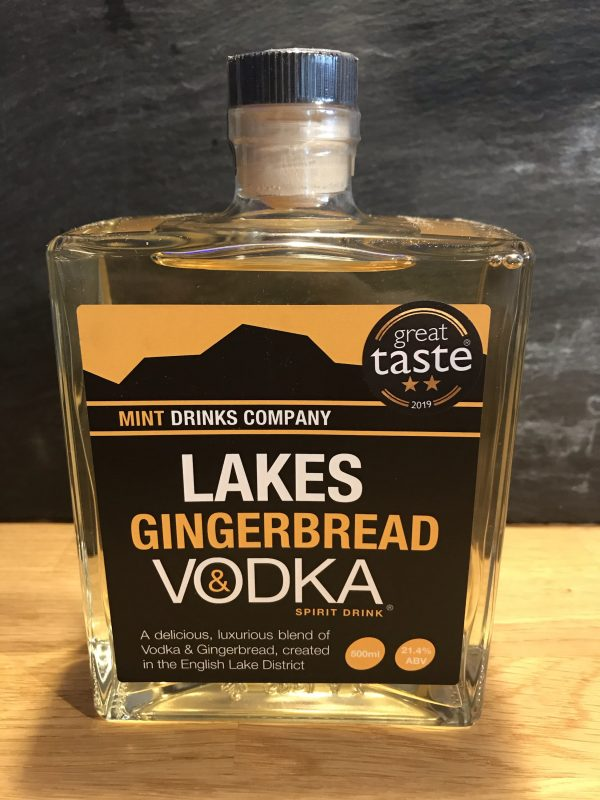 Lakes Gingerbread & Vodka from Mint Drinks Company