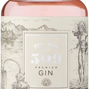 Buss No 509 Persian Peach Limited Edition Flavoured Gin