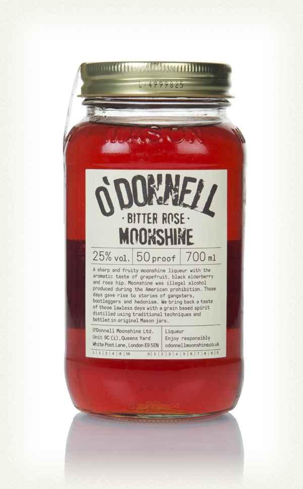 O'Donnell Rose Moonshine