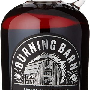 Burning Barn Smoked Rum