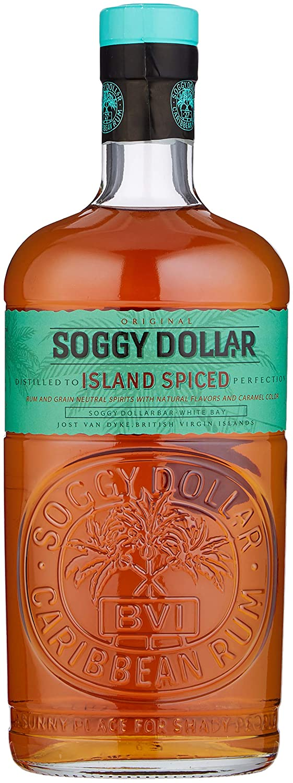 Soggy Dollar Spiced Rum