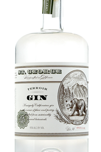 St George Spirits Terroir Gin