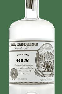St George Spirits Terroir Gin