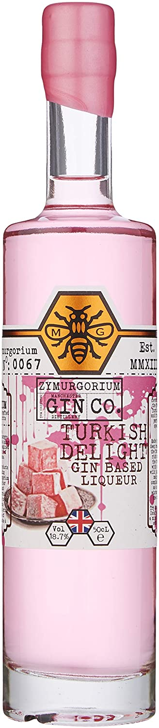 Zymurgorium Turkish delight Gin Liqueur