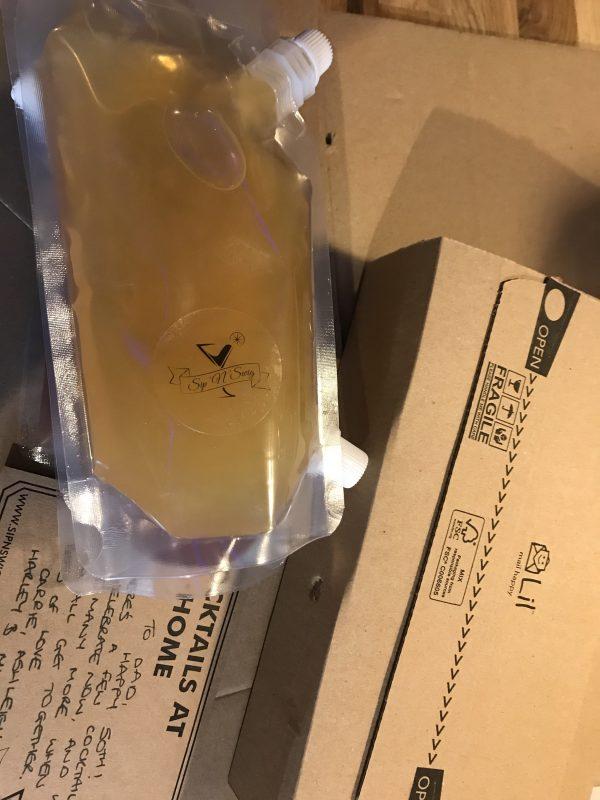Mai Tai Pre-Mixed Cocktail Pouch