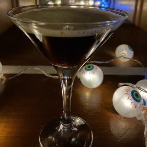 Pumpkin Spice Espresso Martini Pre-Mixed Halloween Cocktail Pouch